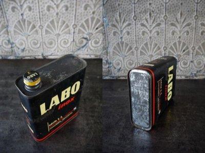 画像3: アンティーク LABO オイル缶 *