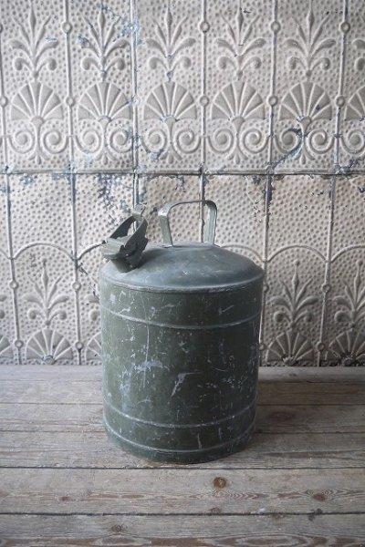 画像1: アンティーク スチール缶 (1)