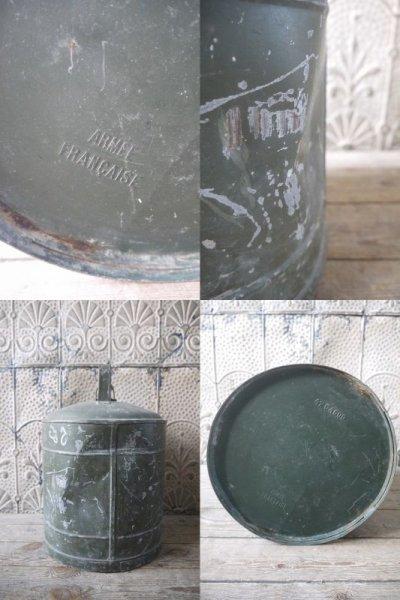 画像3: アンティーク スチール缶