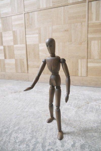 画像1: アンティーク 1920's フランス デッサン人形 (1)