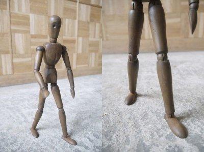 画像1: アンティーク 1920's フランス デッサン人形