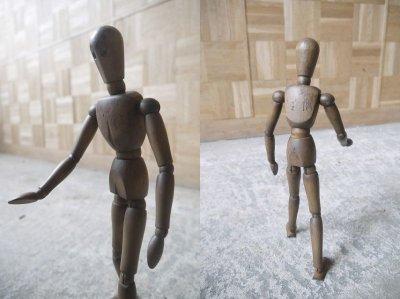 画像2: アンティーク 1920's フランス デッサン人形