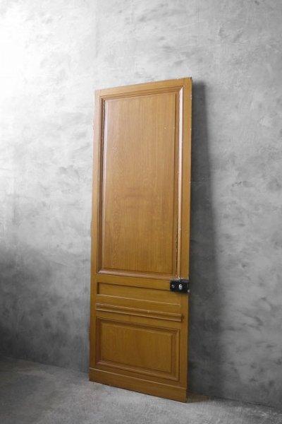 画像1: アンティーク 大型 ウッド ドア A (1)