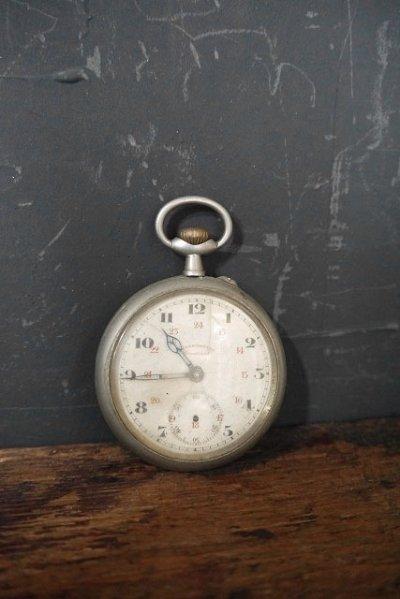 画像1: アンティーク 懐中時計 C
