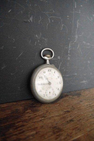 画像1: アンティーク 懐中時計 C (1)