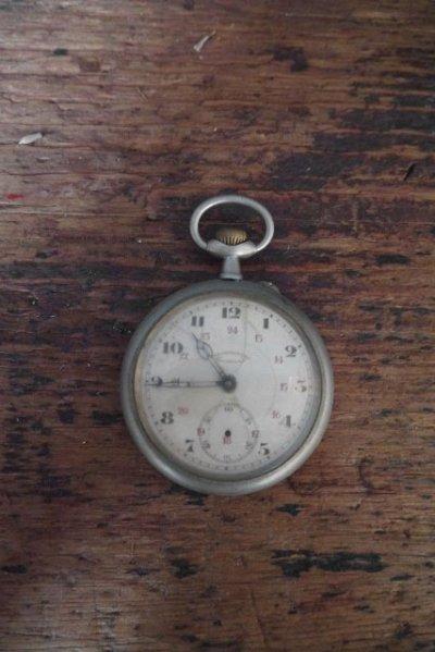 画像2: アンティーク 懐中時計 C