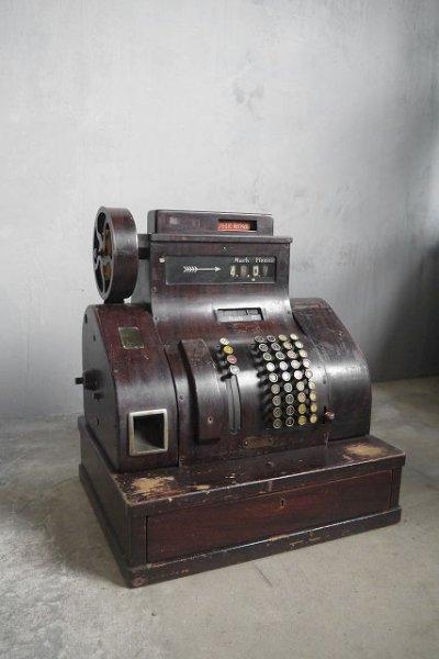 画像1: アンティーク 1900年代 National Cash Register  (1)