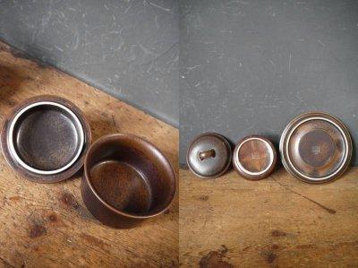 画像2: ビンテージ ARABIA FINLAND sugar pot & Saucer