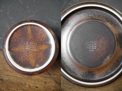 画像3: ビンテージ ARABIA FINLAND sugar pot & Saucer