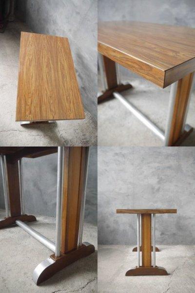 画像2: アンティーク ウッドテーブル