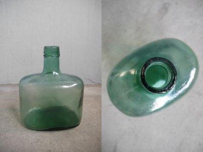 画像1: アンティーク ガラス瓶