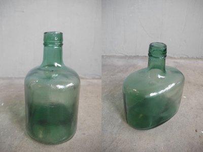 画像2: アンティーク ガラス瓶