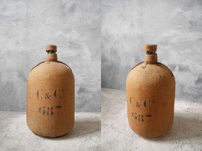 画像1: アンティーク デミジョンボトル