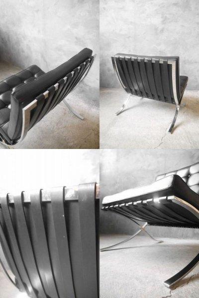 画像2: ビンテージ Knoll社製 ミース・ファン・デル・ローエ  バルセロナチェア
